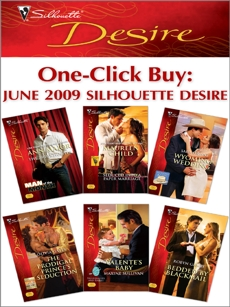 One-Click Buy: June 2009 Silhouette Desire, Gates, Olivia & Child, Maureen & Orwig, Sara & Sullivan, Maxine & Grady, Robyn & Major, Ann
