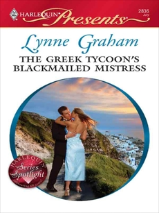 The Greek Tycoon's Blackmailed Mistress, Graham, Lynne