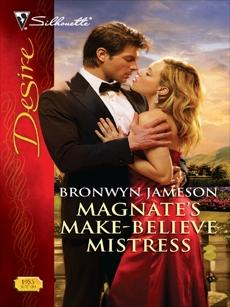 Magnate's Make-Believe Mistress, Jameson, Bronwyn