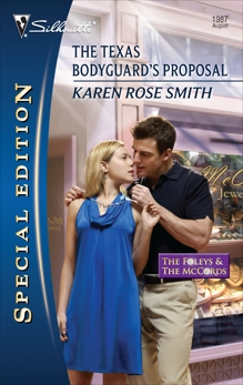 The Texas Bodyguard's Proposal, Smith, Karen Rose