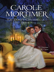 The Duke's Cinderella Bride, Mortimer, Carole