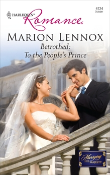 Betrothed: To the People's Prince, Lennox, Marion