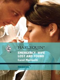 Emergency: Wife Lost and Found, Marinelli, Carol