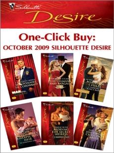 One-Click Buy: October 2009 Silhouette Desire, Mann, Catherine & Child, Maureen & Rose, Emilie & Colley, Jan & DeNosky, Kathie & Celmer, Michelle