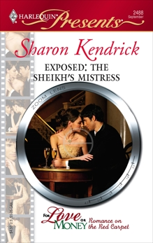Exposed: The Sheikh's Mistress, Kendrick, Sharon