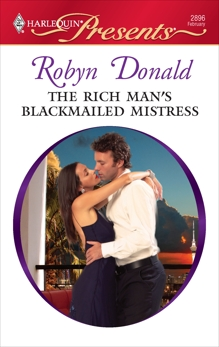 The Rich Man's Blackmailed Mistress, Donald, Robyn