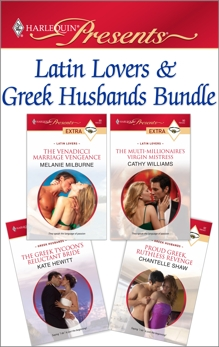Latin Lovers & Greek Husbands Bundle: An Anthology, Hewitt, Kate & Shaw, Chantelle & Milburne, Melanie & Williams, Cathy