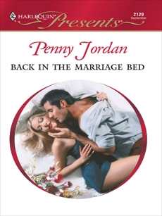 Back in the Marriage Bed, Jordan, Penny
