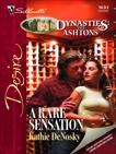 A Rare Sensation, DeNosky, Kathie