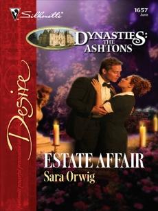 Estate Affair, Orwig, Sara