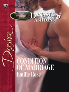 Condition of Marriage, Rose, Emilie