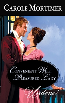 Convenient Wife, Pleasured Lady, Mortimer, Carole