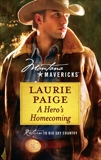 A Hero's Homecoming, Paige, Laurie