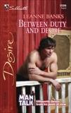 Between Duty and Desire, Banks, Leanne
