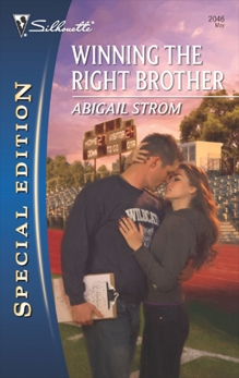 Winning the Right Brother, Strom, Abigail
