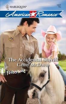 The Accidental Sheriff, McDavid, Cathy