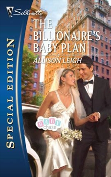 The Billionaire's Baby Plan, Leigh, Allison