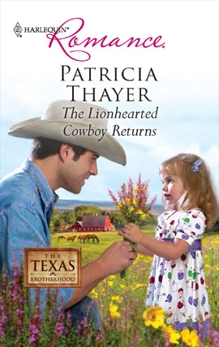 The Lionhearted Cowboy Returns, Thayer, Patricia