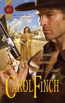 Bandit Lawman, Texas Bride, Finch, Carol