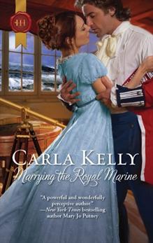 Marrying the Royal Marine, Kelly, Carla