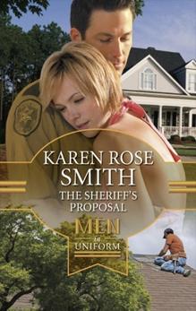 The Sheriff's Proposal, Smith, Karen Rose