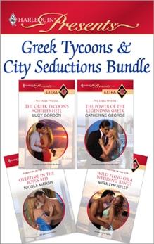 Greek Tycoons & City Seductions Bundle: An Anthology, Kelly, Mira Lyn & Gordon, Lucy & Marsh, Nicola & George, Catherine