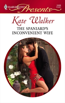 The Spaniard's Inconvenient Wife, Walker, Kate