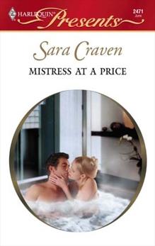 Mistress at a Price, Craven, Sara