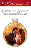 The Moretti Marriage, Spencer, Catherine