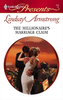The Millionaire's Marriage Claim, Armstrong, Lindsay