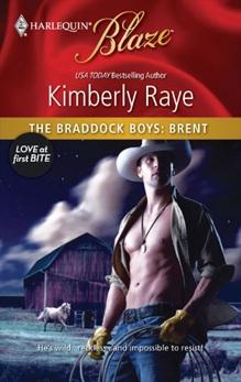 The Braddock Boys: Brent, Raye, Kimberly
