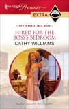 Hired for the Boss's Bedroom, Williams, Cathy