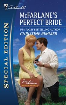 McFarlane's Perfect Bride: A Single Dad Romance, Rimmer, Christine