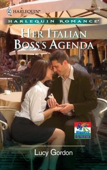Her Italian Boss's Agenda, Gordon, Lucy
