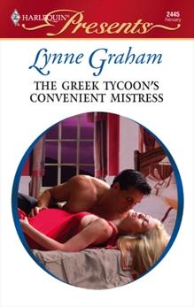 The Greek Tycoon's Convenient Mistress: A Billionaire and Virgin Romance, Graham, Lynne