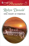 One Night at Parenga, Donald, Robyn