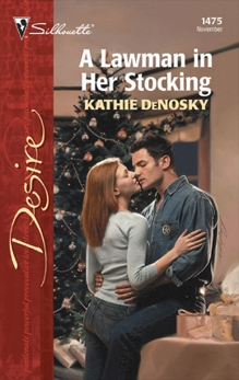 A Lawman in Her Stocking, DeNosky, Kathie