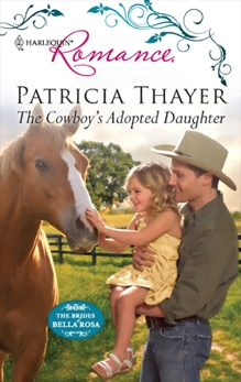 The Cowboy's Adopted Daughter, Thayer, Patricia