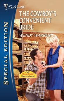 The Cowboy's Convenient Bride, Warren, Wendy