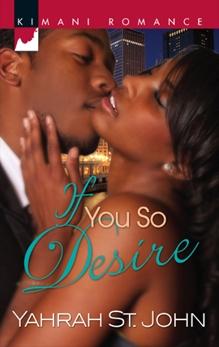 If You So Desire, St. John, Yahrah