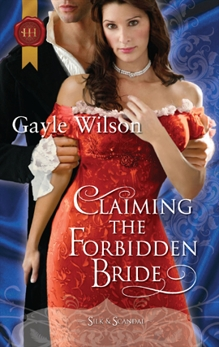 Claiming the Forbidden Bride, Wilson, Gayle