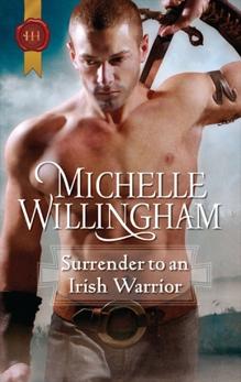 Surrender to an Irish Warrior, Willingham, Michelle