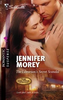 The Librarian's Secret Scandal, Morey, Jennifer