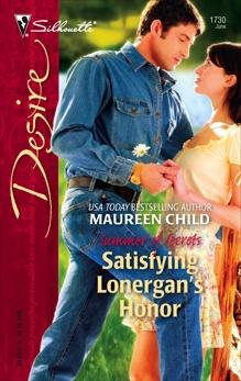Satisfying Lonergan's Honor, Child, Maureen