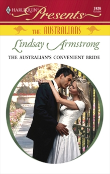 The Australian's Convenient Bride, Armstrong, Lindsay
