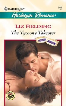 The Tycoon's Takeover, Fielding, Liz