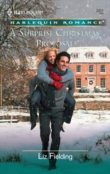 A Surprise Christmas Proposal, Fielding, Liz