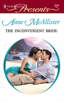 The Inconvenient Bride, McAllister, Anne