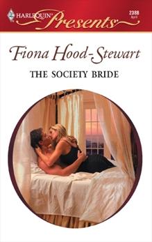 The Society Bride: A Secret Baby Romance, Hood-Stewart, Fiona