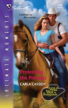 Protecting the Princess, Cassidy, Carla